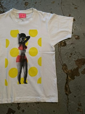 "yippee ""Bettie Page Tee"""