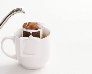 コーヒーバッグ(グレー)ドリップバッグ5包入り