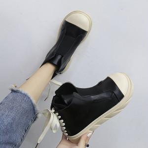【sneaker】Casual Korean  2018 new Hot high cut sneaker