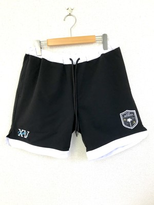 LUZeSOMBRA  LUZ REPUBLICA SUMMER SHORTS 「BLK」