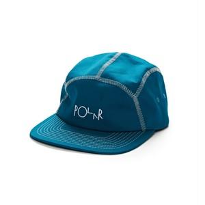 POLAR SKATE CO. Zig Zag Sport Cap TEAL ポーラー キャップ