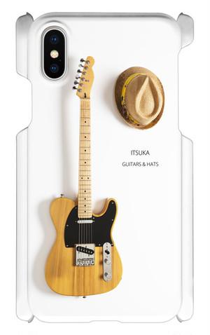 GUITARS & HATS 発売記念スペシャルiPhone Xケース