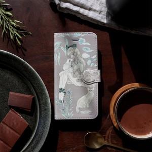 iPhone case:chocolat classic(手帳型)