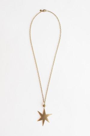 【TAMARI】Sparkling star necklace