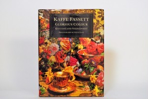 KAFFE FASSETT GLORIOUS COLOR /洋書ディスプレイ
