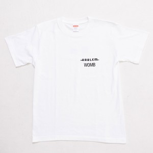 HARLEM WOMB T-shirt White