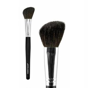 クラシック化粧ブラシ(角度低め/ナチュラル) ミネラル·ブラッシュに理想的 CS-BR-C-N24