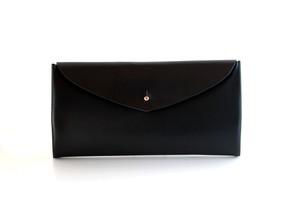 basic long wallet / ベーシックロングウォレット #黒 / 長財布