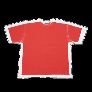 19UN_P 001 WHITE / RED BIG