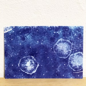 〝space〟postcard