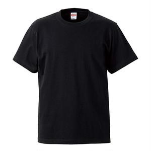 United Athle5.6オンス ハイクオリティー Tシャツ(ブラック)