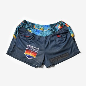 MMA×ERDORESO Women's Denim Run Shorts