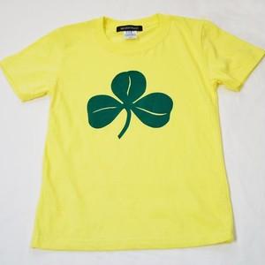 SHAMROCK Tシャツ キッズサイズ イエロー
