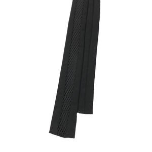 Y'S FOR MEN MESH SQUARE TIE