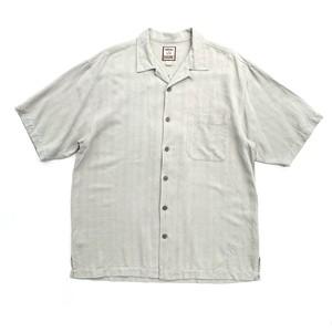 USED TOMMY BAHAMA silk shirts - beige