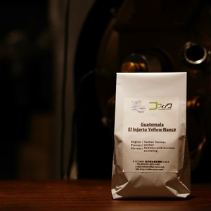 Guatemala El Injerto Yellow Nance  / City Roast Beans