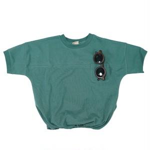RIO 裾ギャザードルマンTシャツ(サングラス付き)