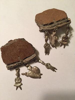 Vintage   earringas