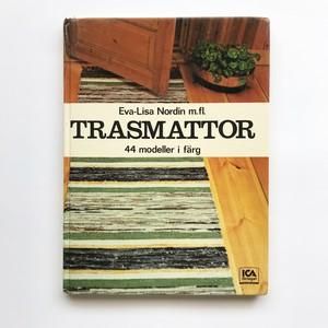 <Used Book> 裂き織り 古本 / TRASMATTOR : 44 modeller i färg