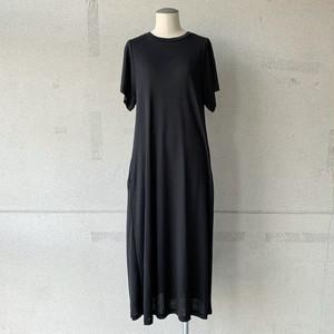 【HENRIK VIBSKOV】RISING JERSEY DRESS /BLACK/No.50-58-B