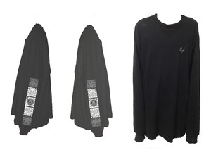 MIYAKO Logo Long Tee 2 (Black)