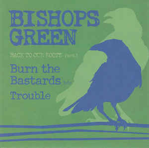 "BISHOPS GREEN - Back To Our Roots Part 1 7""EP"