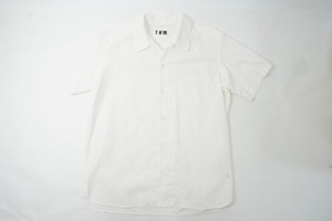 SALE 40%OFF THE HARD MAN (T.H.M) Plain Open Color Shirts 2色展開
