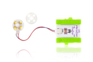 littleBits O4 VIBRATION MOTOR リトルビッツ バイブレーションモーター【国内正規品】
