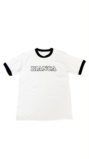 BIANCA RINGER T-SHIRT NAVY