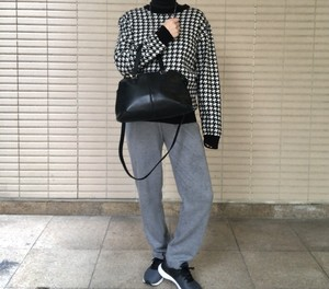 Plover pattern Knit 【Vintage product】