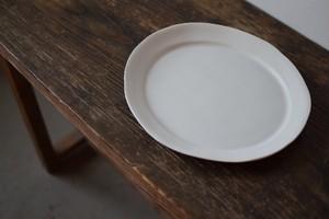 リムオーバル皿(大)/ 馬場勝文