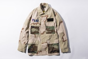 CUSTOM ARMY JKT T-10