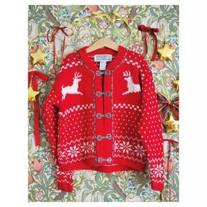 Norweigian Wood Sweater