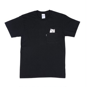 RIPNDIP - Lord Nermal Pocket Tee (Black)