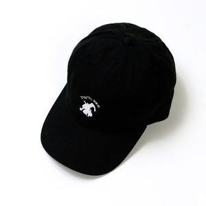 NINJA LOGO CAP(BLACK)