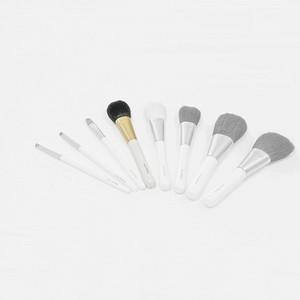 熊野化粧筆 チークブラシ PW パールホワイト