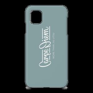 【送料無料】Carpe Diem iPhone Case 深川鼠(ふかがわねずみ)
