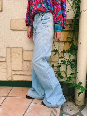 70s denim pants (  ヴィンテージ  デニム パンツ )