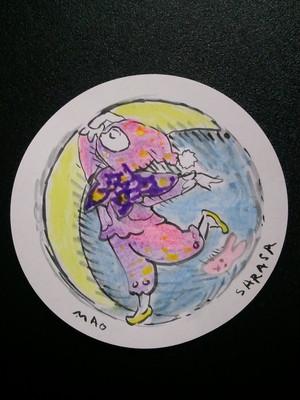 月夜のダンス