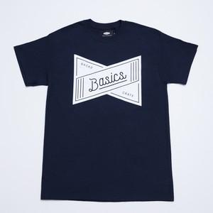Back 2 Basics T-Shirt - Navy
