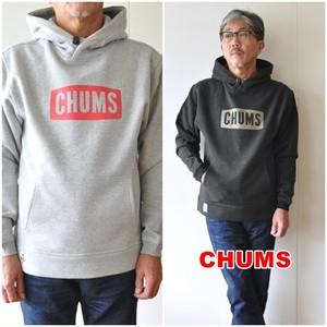 CHUMS チャムス プルオーバーパーカー CH00-1263 メンズ パーカー フード 裏起毛 定番