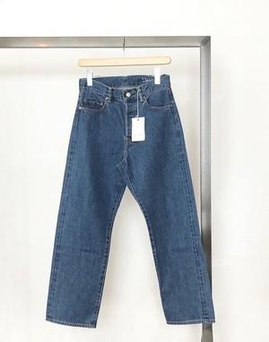 holiday/ straight selvidge denim pants