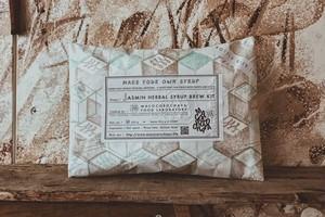 Jasmine herbal syrup brew kit M