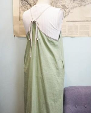 linen strap one-piece