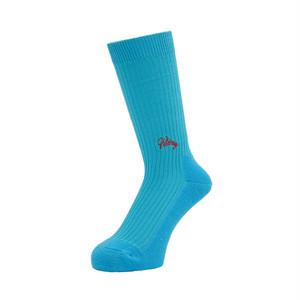 WHIMSY - EMJAY SOCKS (Light Blue)