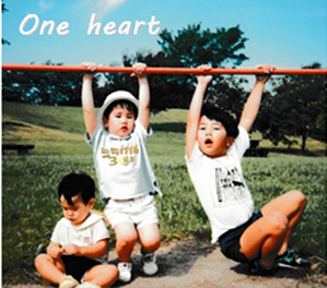 One heart [CD版](5曲入り)