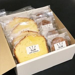 焼き菓子ギフト 【ウィークエンドシトロン ガレットブルトンヌ】