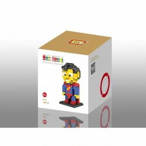 LOZ 9152 ダイヤモンドブロックス スーパーマン / Diamond blocks Superman 1個/150pcs