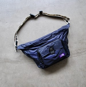 THE NORTH FACE PURPLE LABEL Lightweight  Logo tape Waist Bag