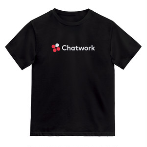 Chatwork LOGO Tシャツ Hz